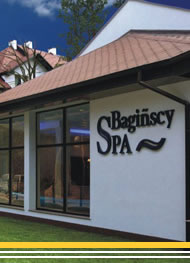 Baginscy Spa in Pobierowo