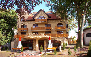 Hotel Trofana Spa in Misdroy